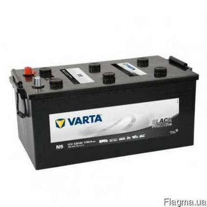 Аккумулятор VARTA 220AH