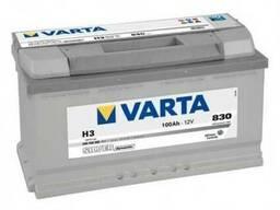 Аккумулятор Varta Silver 100Ah 830A