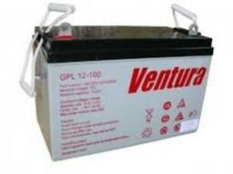 Аккумулятор Ventura 12В 100Ач (внешний) для UPS (ИБП)