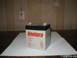 Аккумулятор Ventura 12V(В) 4-5-7-9-12Ah(Ач) для эхолота