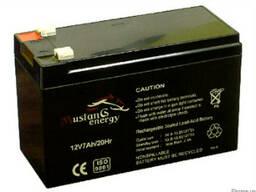 Аккумуляторная батарея 12В 7А