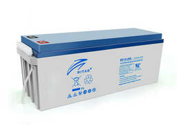 Аккумуляторная батарея AGM Ritar DC12-200, Gray Case, 12V 200Ah ( 522 х 240 х 219 (224). ..