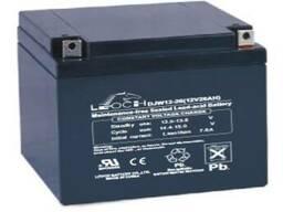Аккумуляторная батарея Leoch DJW 12-26 (26Ач 12В, AGM-GEL)