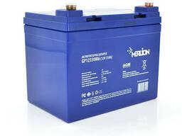 Аккумуляторная батарея Merlion AGM GP12330M6 12 V 33 Ah ( 195 x 130 x 155 (165) ). ..