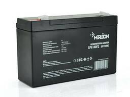 Аккумуляторная батарея Merlion AGM GP614F2 6 V 14Ah ( 150 x 50 x 95 (100) ) Q10