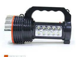 Аккумуляторный фонарь с солнечной батареей HL-1012