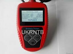 Аккумуляторный тестер / Тестер АКБ / Тестер батарей 30-220Ач