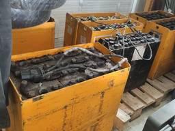 Аккумуляторные тяговые батареи 24 V Jungheinrich под восстановление