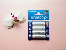 Аккумуляторы АА Panasonic Eneloop 2000 mAh #только оригинал