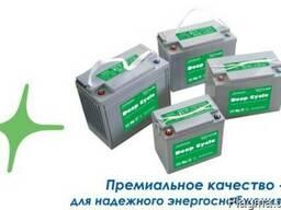 Аккумуляторы для солнечных систем, ИБП, автономных систем