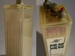 Аккумуляторы марки СЦ-25,35 СЦК-45Б, СЦД