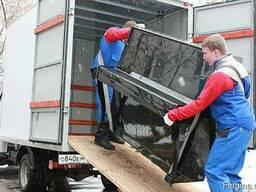 Аккуратные грузчики в Керчи. Есть грузовой транспорт