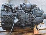 АКПП 12AS2130 12AS2330 запчати б/у, корпус, вал первичный, вал, крышка, шестерня, вилка - фото 6