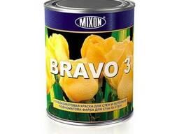 Акрил-латексная краска для стен Mixon Bravo-3. 1 л