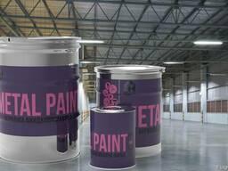 Акриловая краска по металлу Kingcolor - Metal Paint