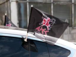 Аксессуары к флагам и флажкам