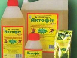 Актофіт - захист від колорадського жука.