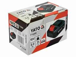 Акумулятор YATO Li-Ion 18 В 6 Агод