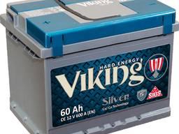 Акумулятор Viking Silver 60Ah, 74Ah, 100Ah.