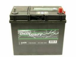 Акумуляторна батарея 45А Gigawatt