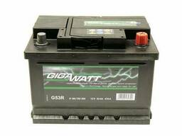 Акумуляторна батарея 53А Gigawatt