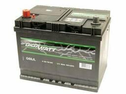 Акумуляторна батарея 68А Gigawatt