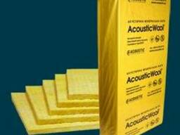 Акустическая минвата AcousticWool Glass Floor 20*600*1250
