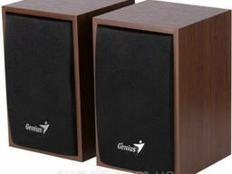 Акустическая система Genius SP-HF160 USB Wood (31731063101)