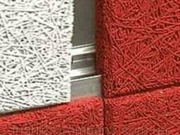 Акустична панель AMF Heradesign для стін 1200*600*15 мм