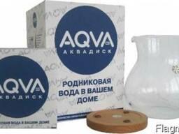 Аквадиск (бытовой)- прибор для очистки и структурирования в