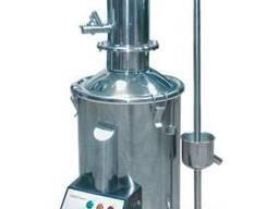 Аквадистиллятор ДЕ-5 ДЕ-10 ДЕ-25 Дания (Топ продаж)