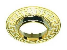 AL195 R-50 жемчужное серебро-золото / Е-14 PSG Feron