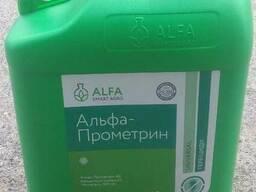 Альфа-Прометрин - Ґрунтовий гербіцид системної дії