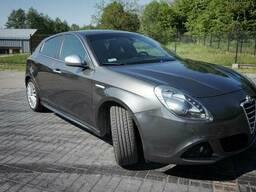 Alfa Romeo Giulietta разборка б/у запчасти на Альфа Ромео