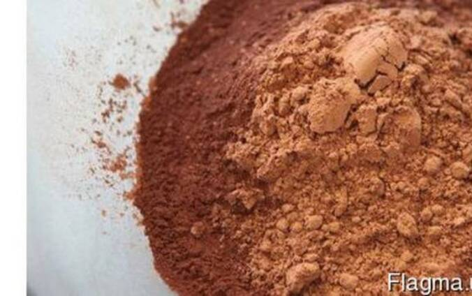 Алкализированный порошок какао веллы