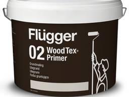 Алкидная грунтовочная краска для дерева Flugger ( Дания)