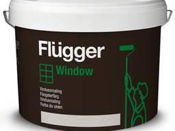 Алкидно-акриловая краска для окон и дверей Flugger