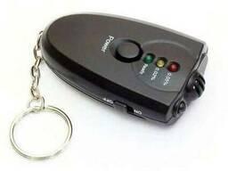 Алкотестер - брелок с фонариком Alcohol Tester