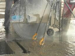 Алмазная резка бетона Сверление отверстий без пыли