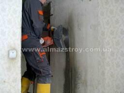 Усиление проема швеллером, усиление проемов в несущей стене.
