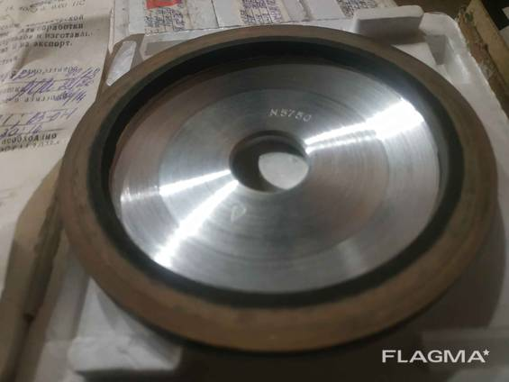 Алмазная тарелка 100х3х4х20 , 12А2 , 20°