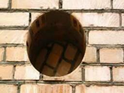 Алмазное сверление отверстий в бетоне и кирпиче,бурение стен