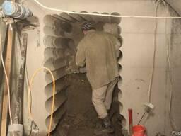 Алмазное сверление отверстий в бетоне, резка, бурение желез - фото 4