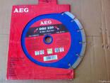 Алмазный диск AEG DSU230 - photo 1