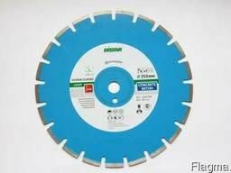 Алмазный диск для резки бетона 450 мм. Доставка по Украине