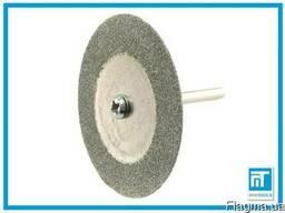 Алмазный диск для Dremel/гравера/бормашины 50 мм