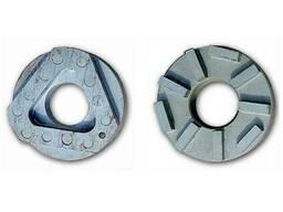 Алмазные головки к мозаично-шлифовальным машинам СО-199