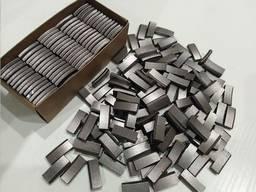 Алмазные сегменты для напайки на коронки. - фото 2