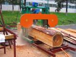 Алтай 1400 Ленточная электрическая пилорама - фото 2