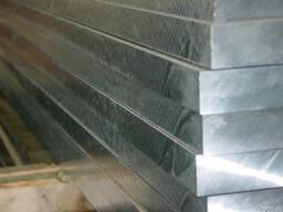 Алюминиевая плита 16х1520х3000мм АМЦ